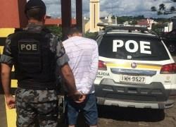 Cheques furtados em Bento são apreendidos com apenado do semiaberto em Nova Prata