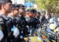 BM convoca policiais militares do interior para reforçar segurança no julgamento de ex-presidente