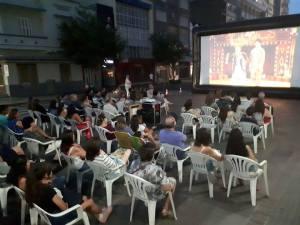 cinema de rua
