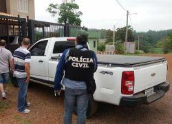 Ação da polícia civil de Canela recupera mais um veículo, desta vez na cidade de Lajeado