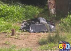 Jovem é encontrado morto no bairro Fenachamp em Garibaldi