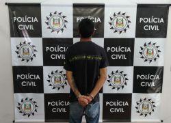 Homem é preso por tentativa de homicídio em Farroupilha