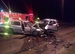 Acidente deixa um morto e três feridos em Guaporé
