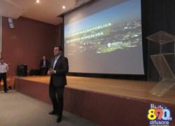 PPP da iluminação pública é apresentado para líderes locais em Bento