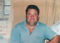 Família procura homem desaparecido em Bento