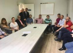 Conselho Distrital do Vale dos Vinhedos discute Plano Diretor na Câmara de Bento