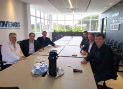 Movergs e Sebrae realizam encontro de fortalecimento de parcerias