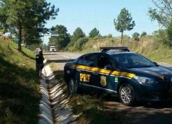 PRF flagra 100 condutores por excesso de velocidade na BR-470