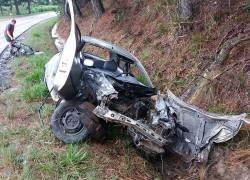 Acidente de trânsito na BR-470 em Nova Prata deixa mulher ferida