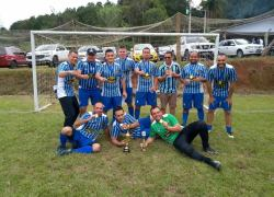 No dia do Policial Militar, sede do 3º Bpat conquista torneio de futebol de sete entre efetivos