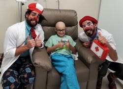 Jantar beneficente em Bento busca recursos para menino com leucemia