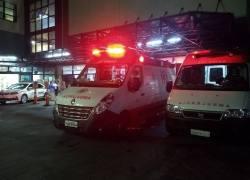 Foragido é capturado após sofrer acidente de trânsito no Glória em Bento