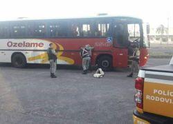 3º BRBM deflagra Operação Ônibus Avante Serra