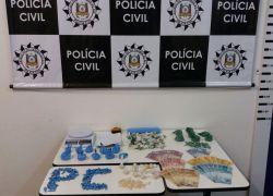 DEFREC de Caxias do Sul prende mulher em flagrante por tráfico de drogas