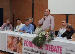 II Fórum de Debate da Cadeia Produtiva da Uva e do Vinho ocorre nesta sexta em Monte Belo