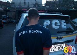 Suspeito de autoria de homicídio na Planalto em Bento é preso pelo POE no Municipal