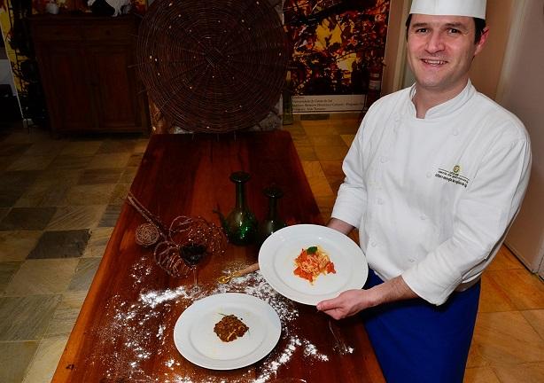 Chef Mauro Cingolani - Crédito Tatiana Cavagnolli