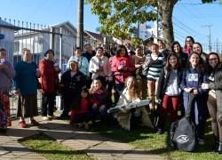 Parceiros Voluntários: ação solidária proporciona momentos de reflexão na AAPECAN em Bento
