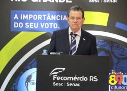 Luiz Carlos Bohn será empossado para segunda gestão na presidência da Fecomércio