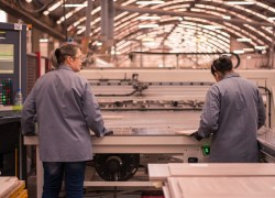 Indústria moveleira de Bento Gonçalves cresce 4%