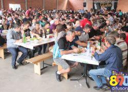 Festa em Honra à São Gotardo e São Roque e o reforço de fé na Linha Demari em Bento