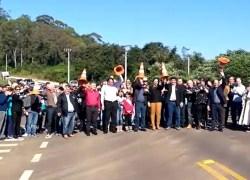 Cotiporã inaugura mais 1,5 km de asfalto na Rua Bento Gonçalves