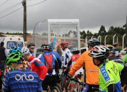 15ª pré-romaria dos Ciclistas e a 4ª das Crianças ocorrem neste sábado em Caravaggio