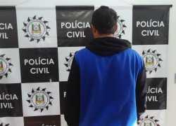 Autor de tentativa de homicídio é preso em Farroupilha