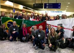 Comitiva do Sindicato Rural da Serra Gaúcha embarca para Missão no exterior
