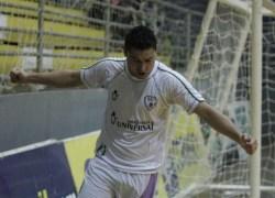 William volta ao BGF para reforçar a equipe na Liga Gaúcha de Futsal
