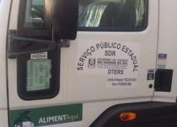 Bento recebe caminhão para o Programa de Aquisição de Alimentos