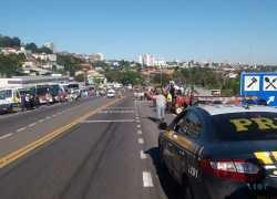 Com impasse do frete, caminhoneiros não descartam nova greve
