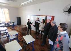 Governo do Estado investe em obras escolares e saneamento na Serra