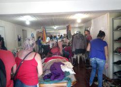 Brechó Solidário da Aapecan acontece nesta sexta e sábado em Bento