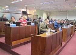 Câmara de Bento aprova cinco matérias em sessão ordinária