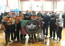 Atletas da Garra Team participam da 6ª Etapa da Copa Prime de Jiu Jitsu