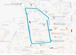 Alterações no trânsito de Bento com a 140ª Festa de Santo Antônio