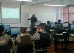 Policiais Militares realizam treinamento em Bento Gonçalves