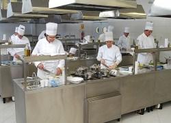 UCS: Inscrições abertas para curso de Chef de Cozinha Internacional