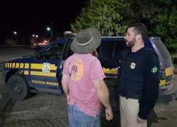 PRF realiza operação de fiscalização de embriaguez ao volante em Caxias
