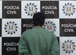 Polícia Civil prende foragido em Caxias