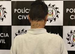 Defrec prende homem acusado de roubos de veículos em Caxias