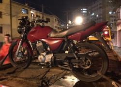 Policiamento Comunitário da Brigada Militar prende homem com veículo irregular em Bento