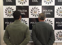 Homens são presos em operação de combate à caça em Paraí