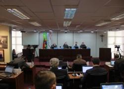 Vereadores de Bento aprovam duas matérias em sessão ordinária