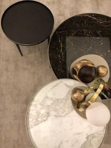 Pedras no mobiliário - crédito Studio Marta Manente