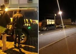PRF prende dois condutores embriagados na BR-116 em Vacaria