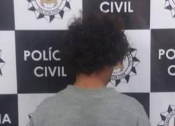 Defrec prende homem acusado de roubo em Caxias do Sul
