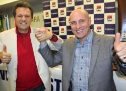 Convenção do PR confirma candidatura de Evandro Speranza para deputado estadual