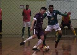 BGF conquista importante vitória sobre a SASE pela Liga Gaúcha de Futsal